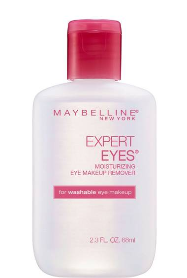 Expert Eyes® Moisturizing Eye Makeup Remover
