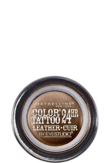 Eyestudio® ColorTattoo® Leather 24HR Cream Gel Eye Shadow