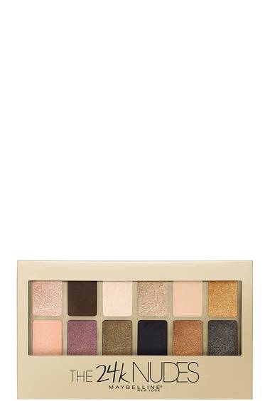 The 24K Nudes™ Eyeshadow Palette