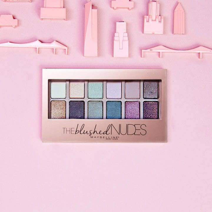 Paint the town the perfect shade of blushed nude. See Palettes