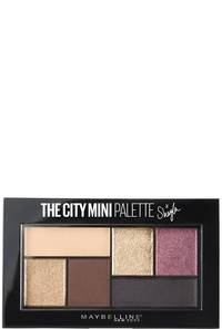 The City Mini Palette x Shayla