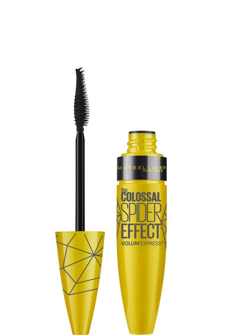 volum u0026 39  express the colossal spider effect washable mascara