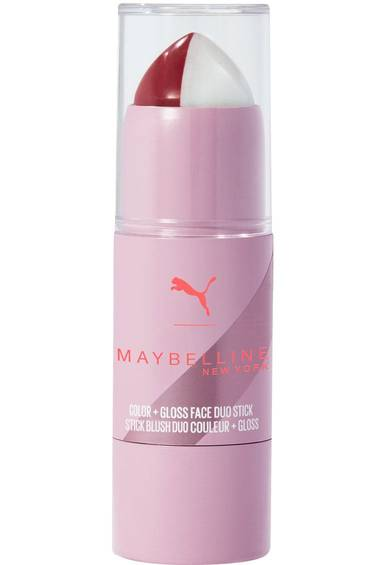 Puma x Maybelline Color + Gloss Duo Face Stick