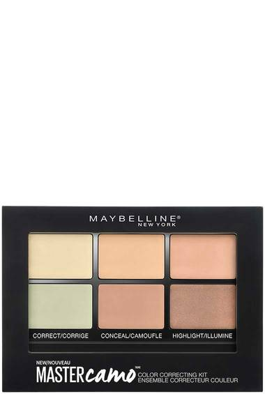 Facestudio Master Camo Color Correcting Makeup Kit Maybelline