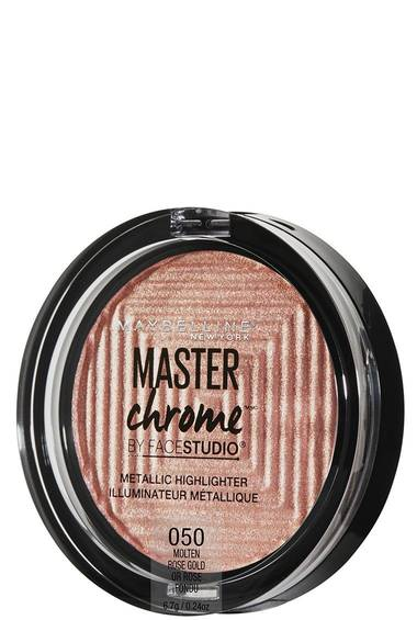 Face Studio Master Chrome Metallic Highlighter Makeup