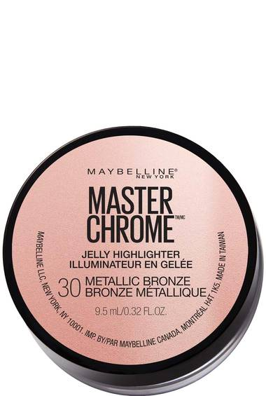 Master Chrome Jelly Highlighter Face Makeup