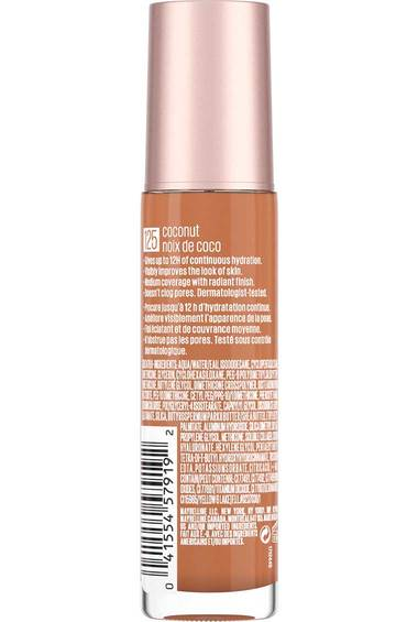 Dream Radiant Liquid Medium Coverage Hydrating Foundation