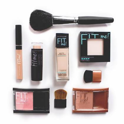 Fit Me Dewy Amp Smooth Foundation Foundation For Dry Skin