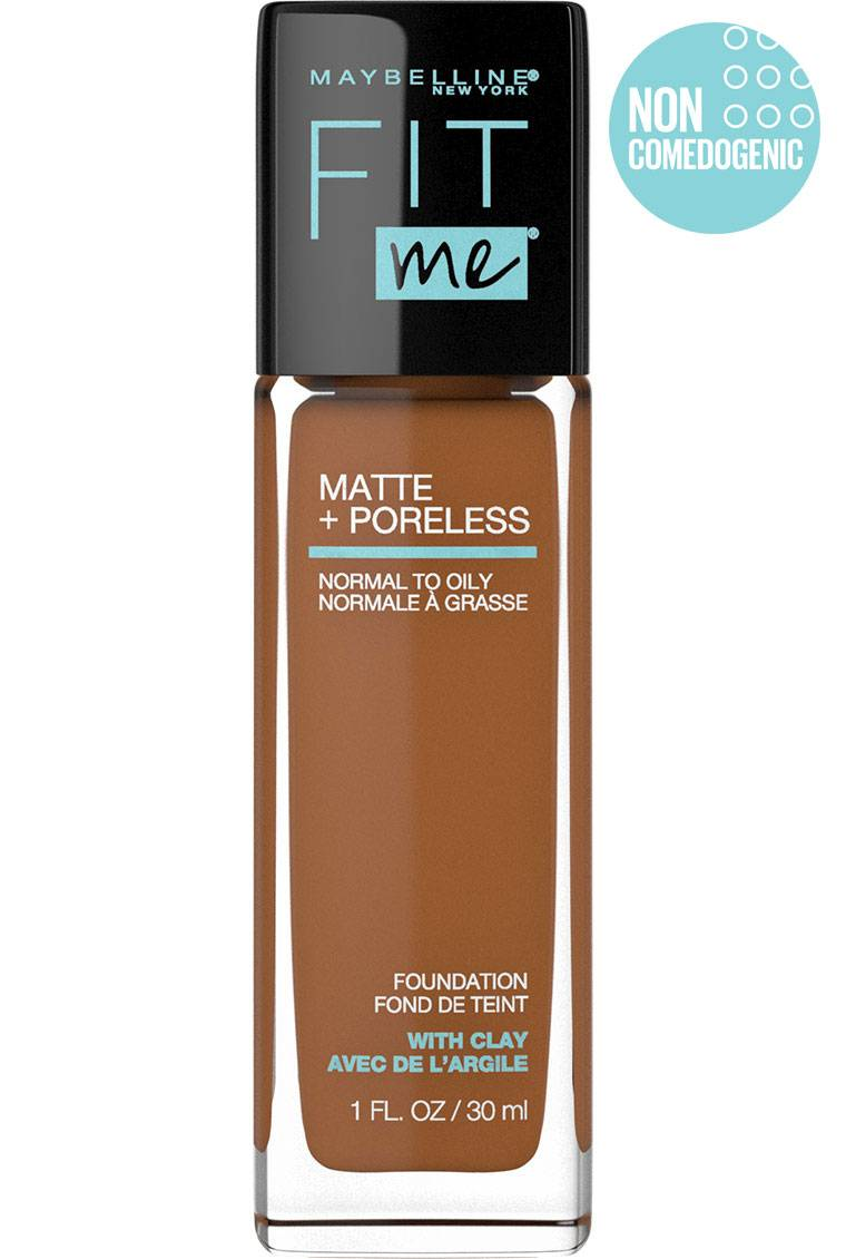 Fit Me Matte Poreless Foundation Makeup Maybelline