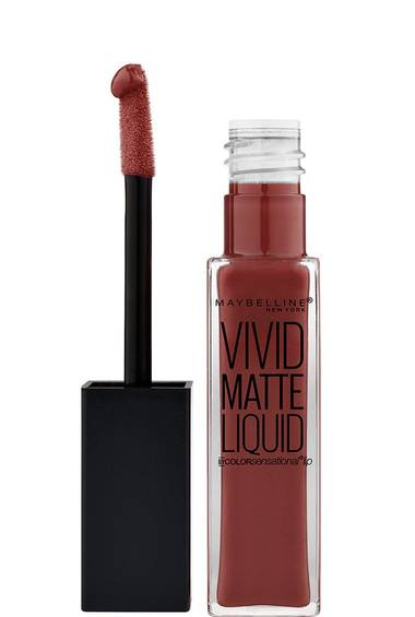 Color Sensational® Vivid Matte Liquid™ Lipstick