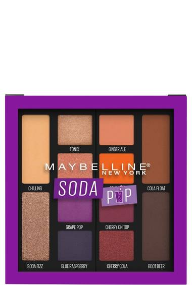 Soda Pop Eyeshadow Palette Makeup