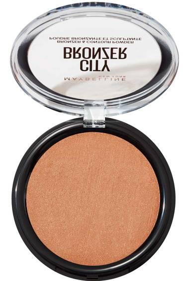 City Bronzer Bronzer & Contour Powder Makeup