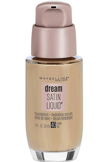 Dream Satin Liquid Foundation