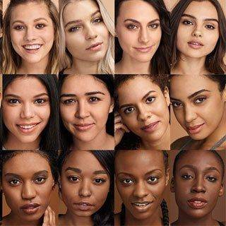 Face Makeup Flawless Shine Free Even Toned Skin