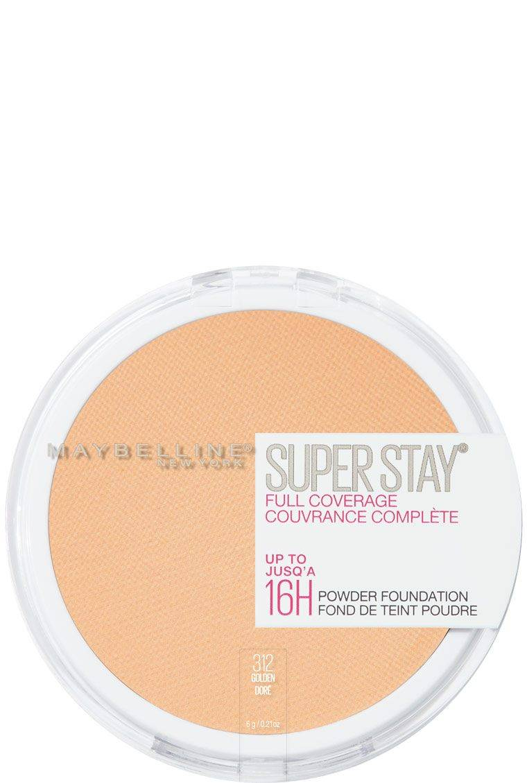 Superstay Powder Foundation Face Makeup Maybelline