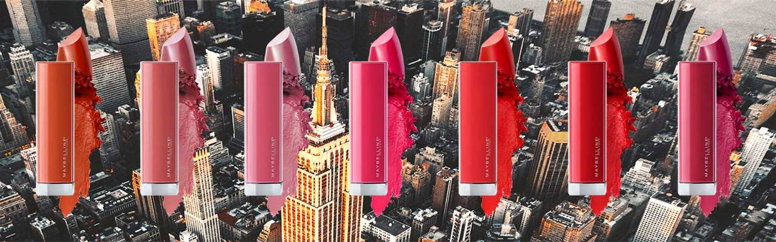Lipstick Lip Color Makeup Maybelline