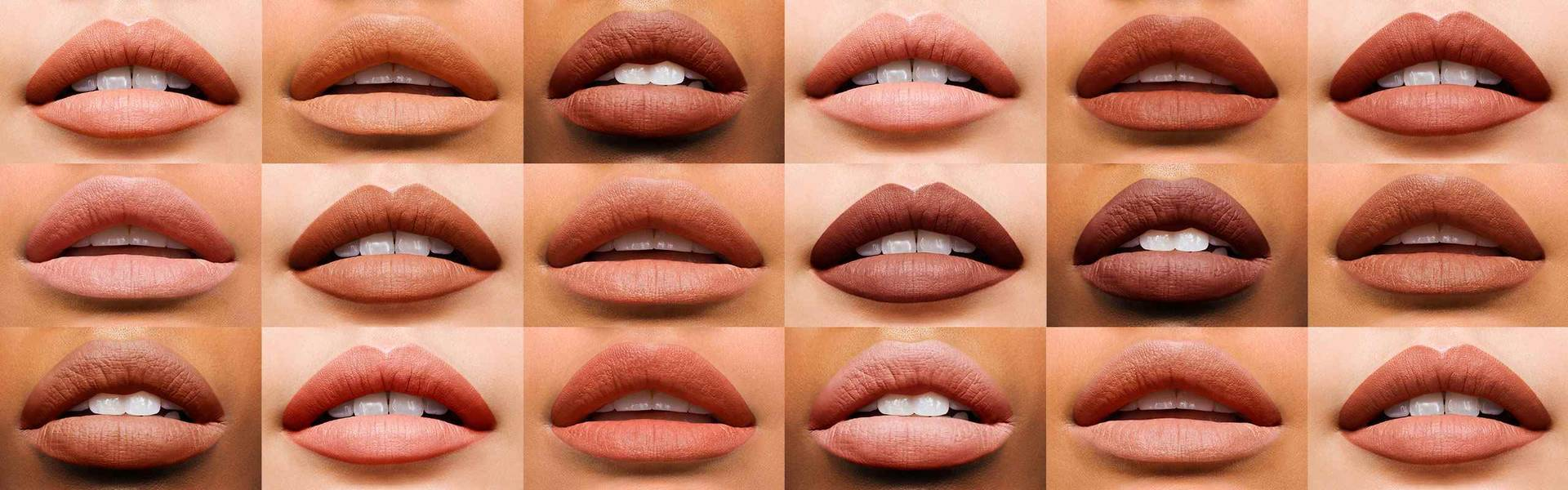 How to apply nude lipstick for indian