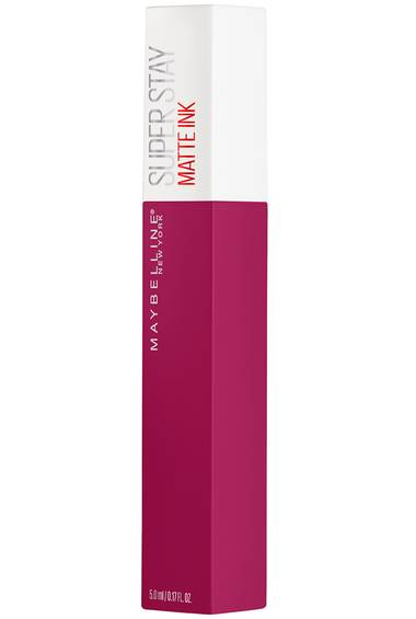 SuperStay Matte Ink™ City Edition Liquid Lipstick Makeup