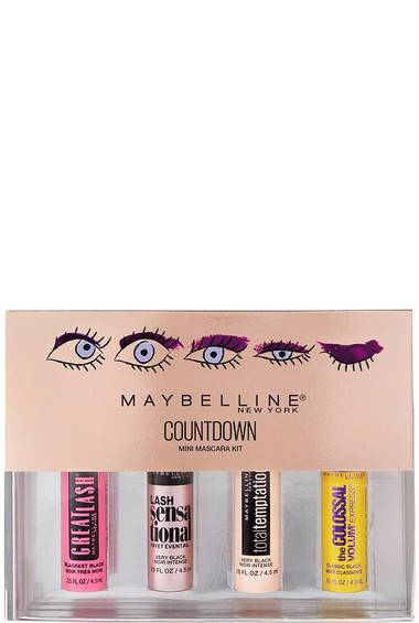 Countdown Holiday Mini Mascara Kit