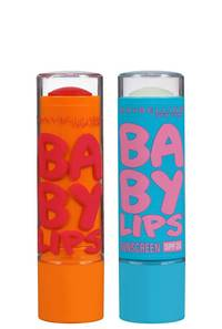 Baby Lips® Moisturizing Lip Balm 2-Pack