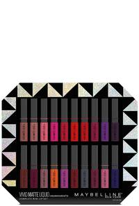 Vivid Matte Liquid Complete Mini Lip Set