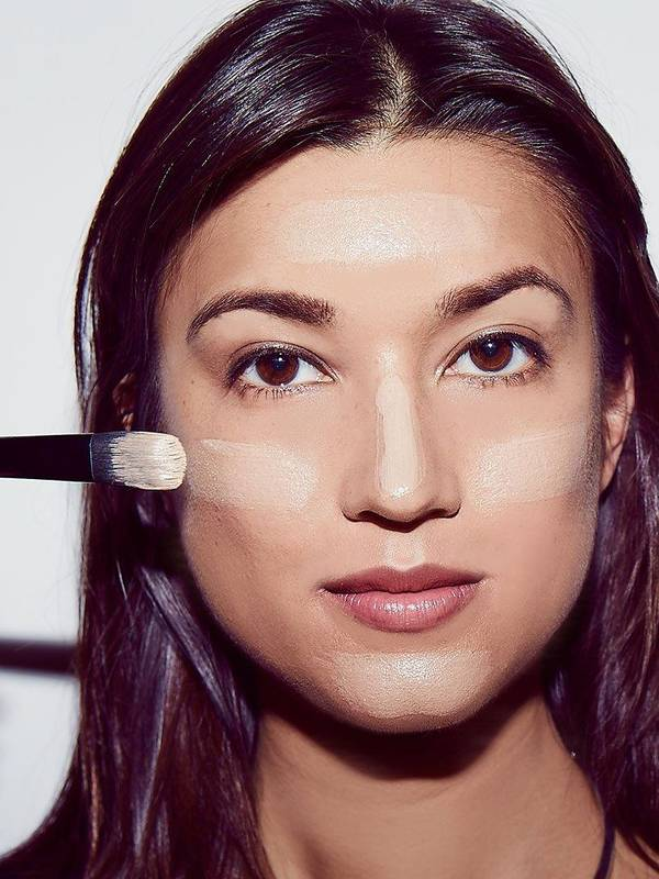 How To Apply Makeup Base Face Makeup Maybelline