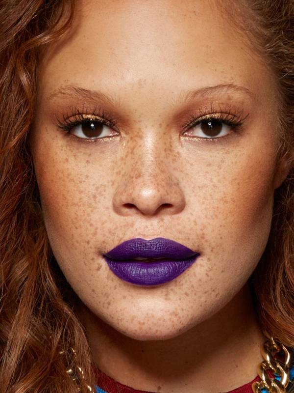 How To Wear Purple Lipstick - Lip Makeup Tips - Maybelline