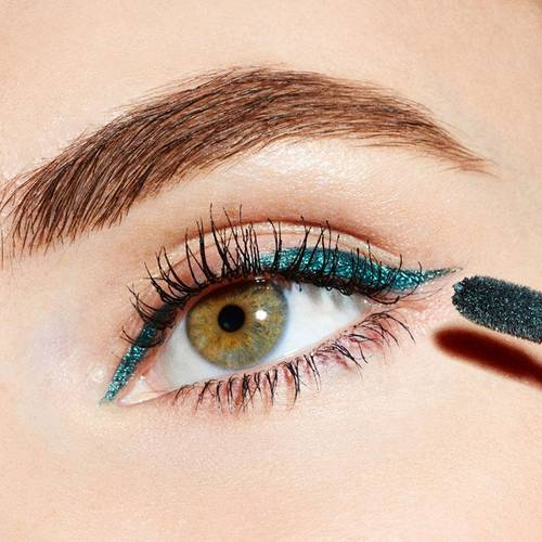 Fall eye makeup 2016 makeup looks trends maybelline for Color tattoo eye chrome