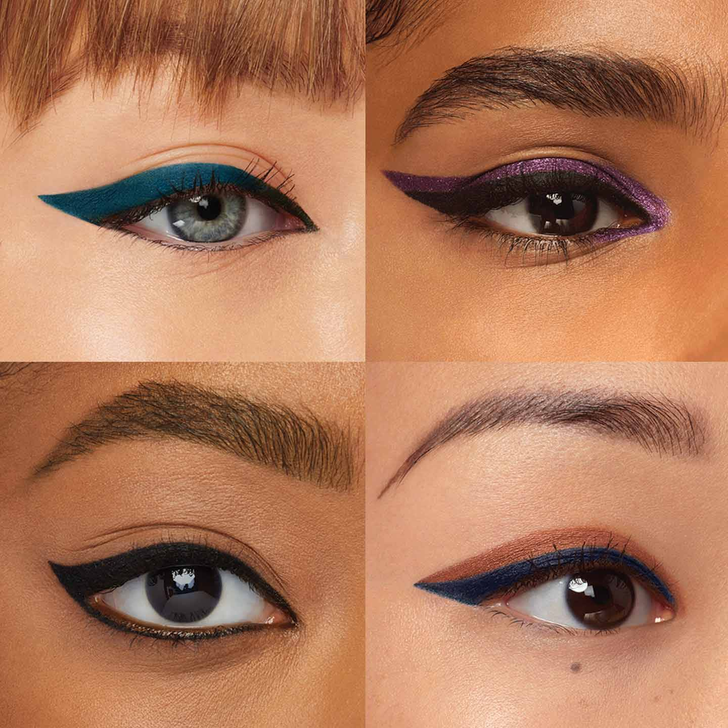 Colored Eyeliner 2021 Trending Shades Maybelline