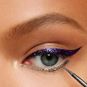 Colored Liquid Eyeliner Tutorials Makeup Trends Maybelline