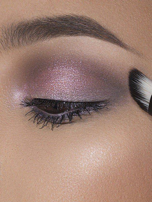 Cool-Toned Monochromatic Makeup Looks, Ideas & Tips