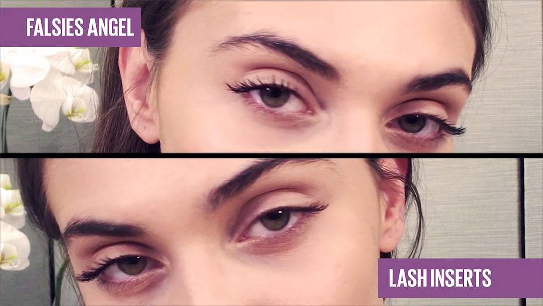 The Falsies Push Up Angel Washable Mascara Eye Makeup Maybelline